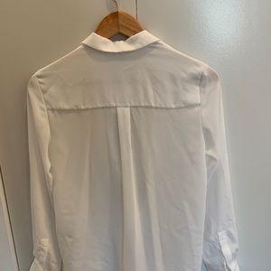 H&M Tops - White Button Down